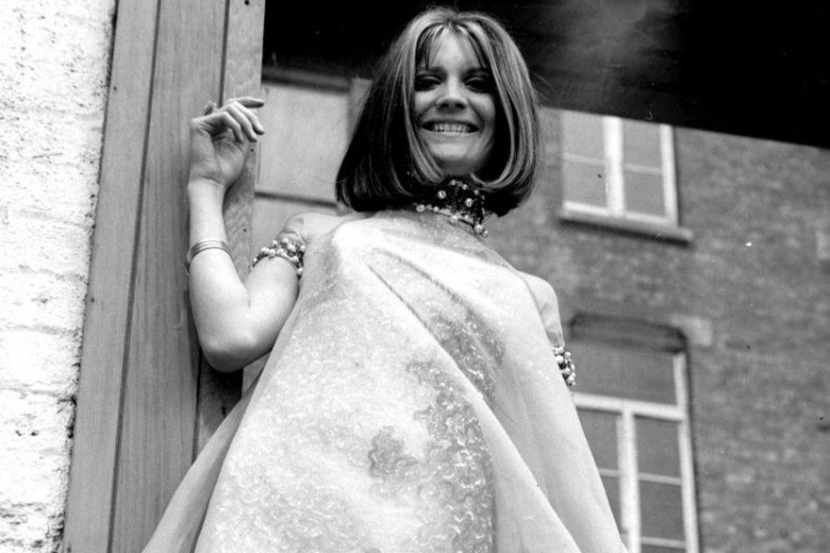 """1967: Storbritannien kunne dette år hive sejren hjem. Sandie Shaw sang """"Puppet on a string"""". Foto: Scanpix (Arkivfoto)"""