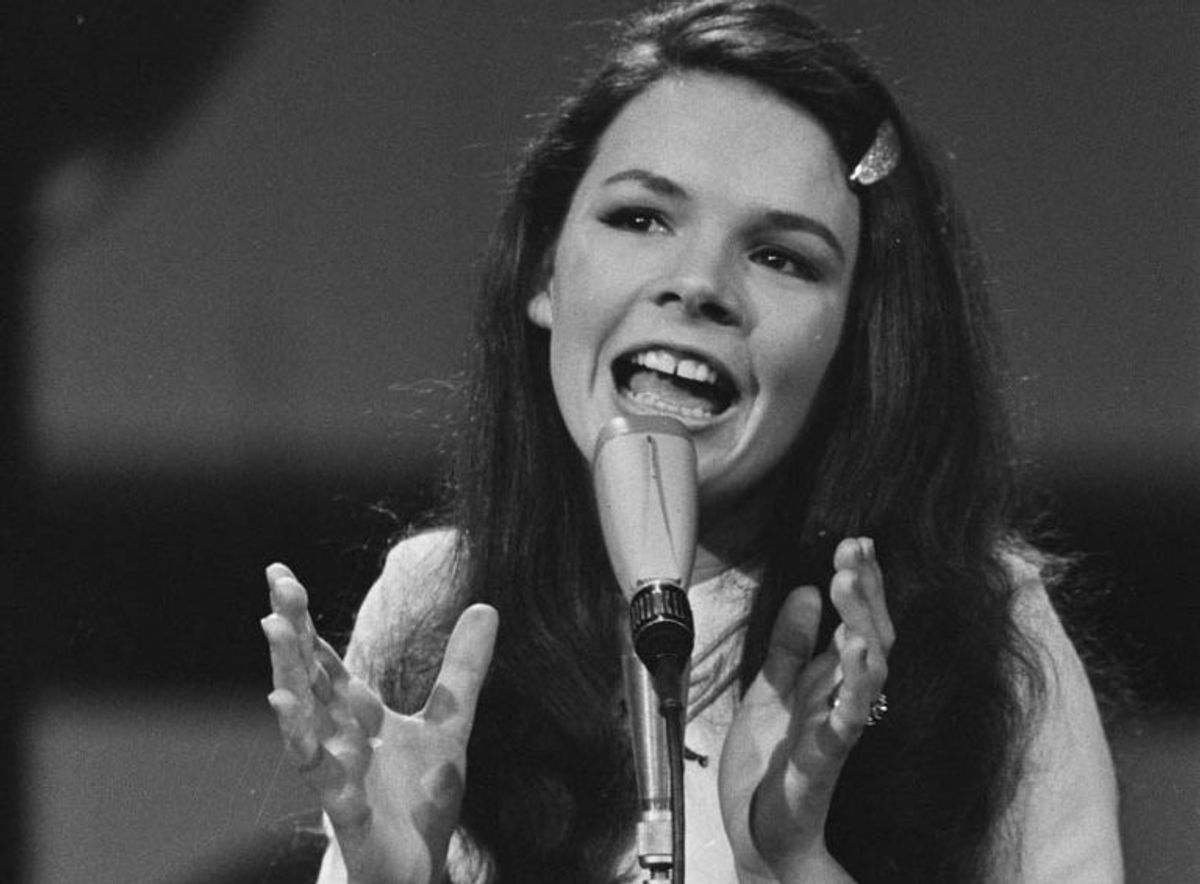 """1970: Dana fra Irland vandt med sangen """"All Kinds of Everything"""". Foto: Nationaal Archief, Den Haag, Rijksfotoarchief: Fotocollectie Algemeen Nederlands Fotopersbureau / Wikipedia (Arkivfoto)"""