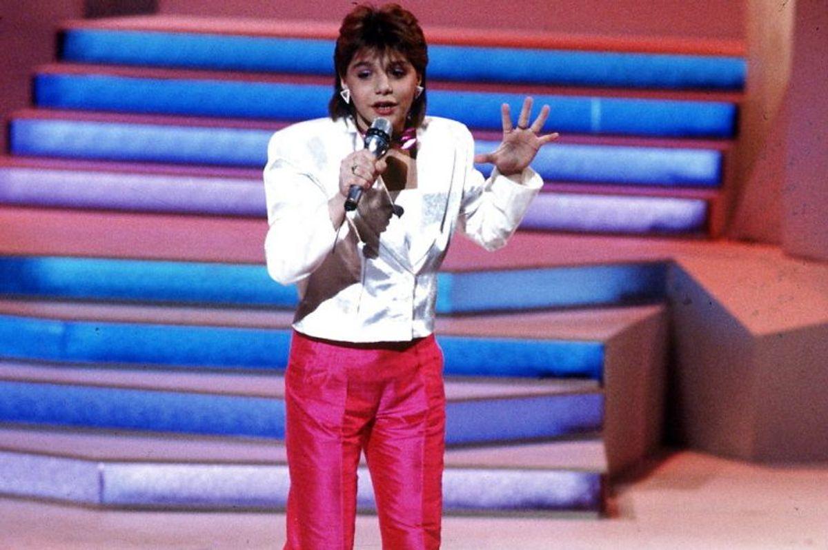 """1986: Grand Prix'ets hidtil yngste deltager vandt Eurovision Song Contest. Det var Sandra Kim fra Belgien med """"J'aime la vie"""". Foto: Jeblad/Wikipedia (Arkivfoto)"""