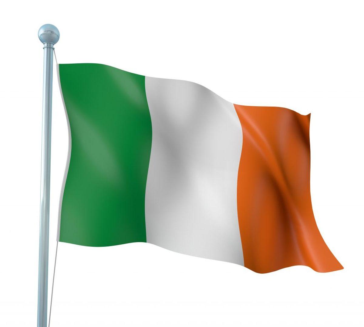 """1994: For tredje gang i træk vandt Irland. Dette år med Paul Harrington & Charlie McGettigan og nummeret """"Rock 'n' Roll Kids"""". Foto: Colourbox."""