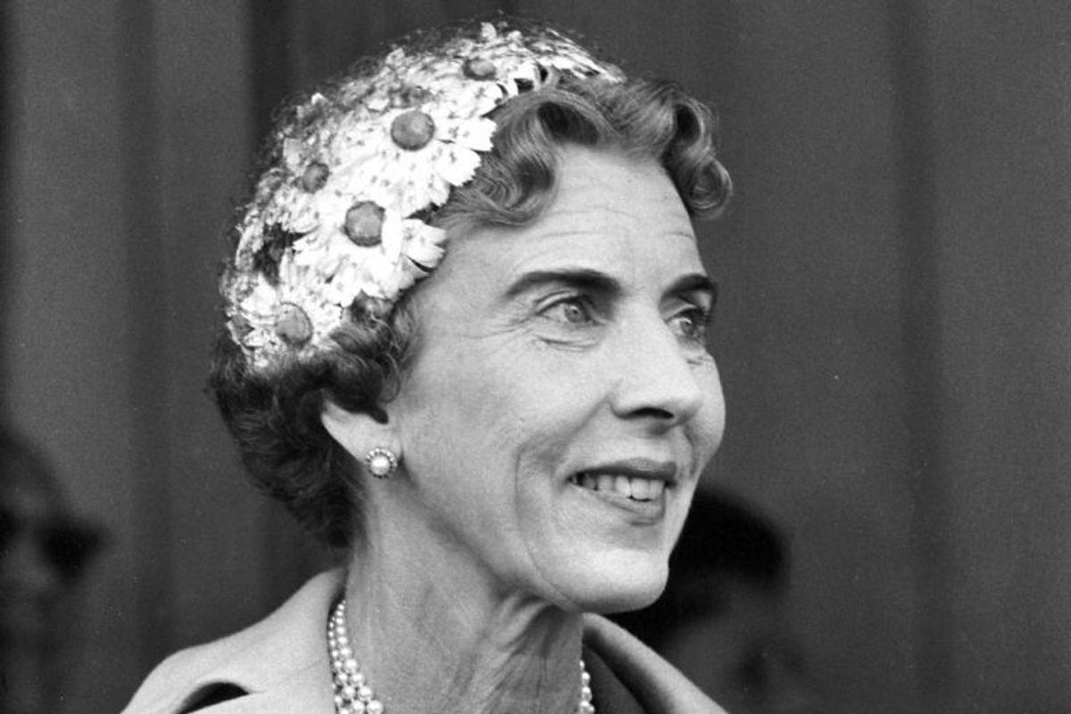 Dronning Ingrid har fødselsdag. Arkivfoto: Scanpix