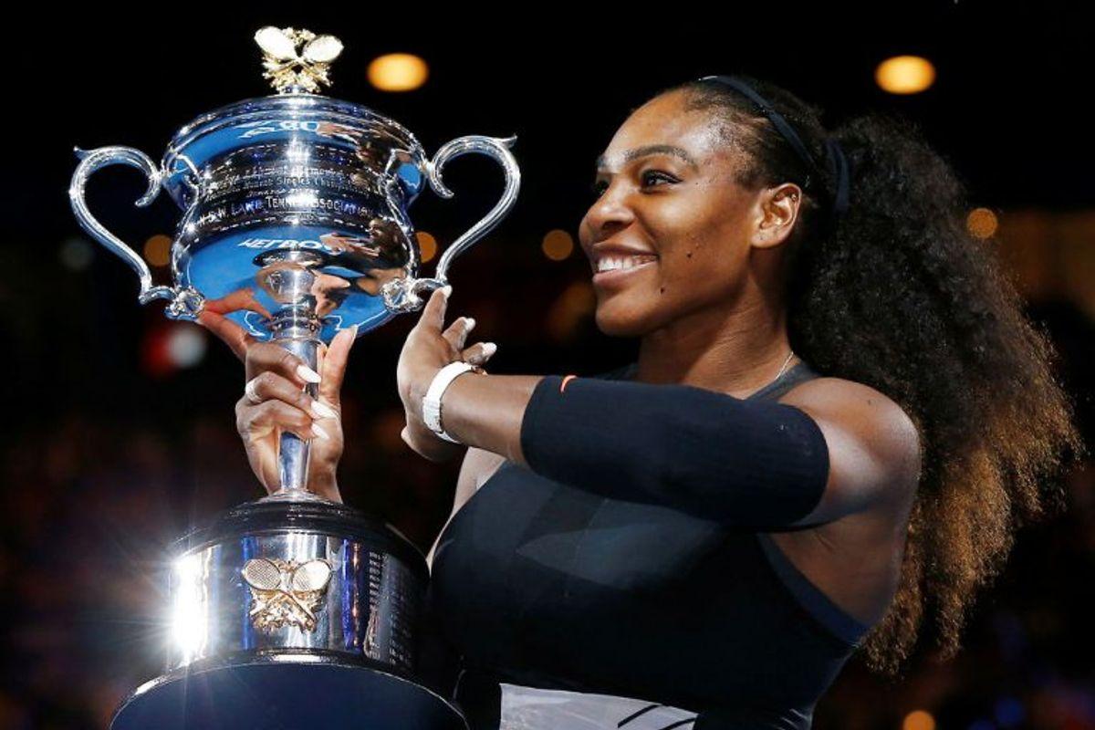Serena Williams var tæt på at dø efter sin datters fødsel. Arkivfoto: Issei Kato/Scanpix