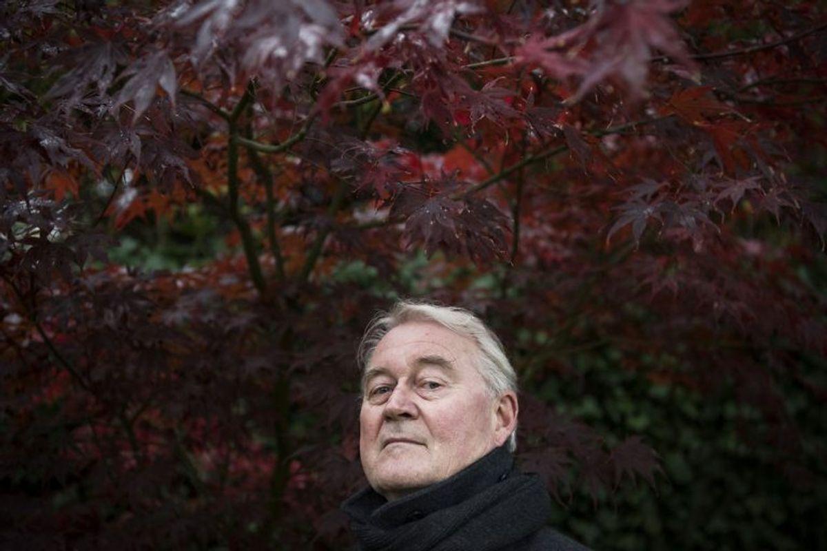 Forfatteren Bjarne Reuter har tidligere vundet De Gyldne Laurbær Arkivfoto: Scanpix