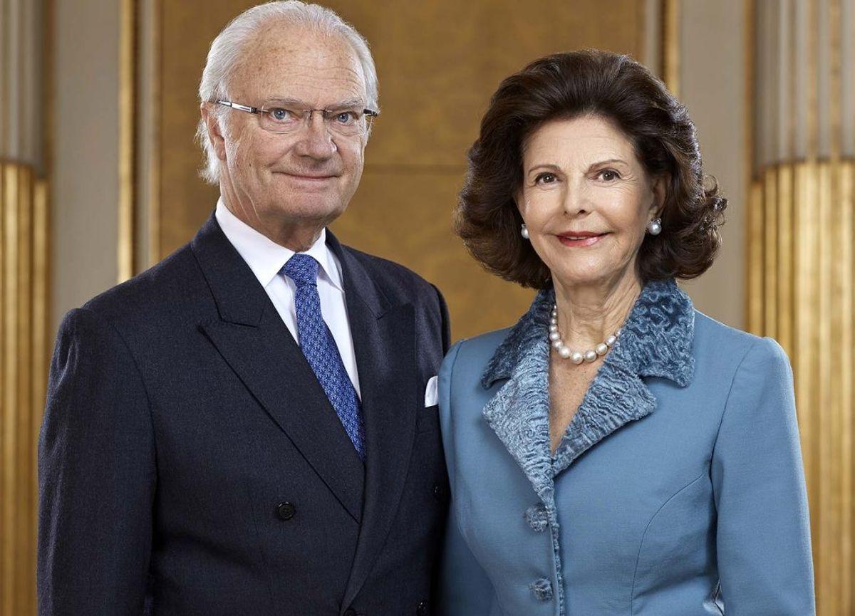Kong Carl Gustaf og dronning Silvia fejrer nytår i Japan. Foto: Peter Knutson, Kungahuset.se (Arkivfoto)