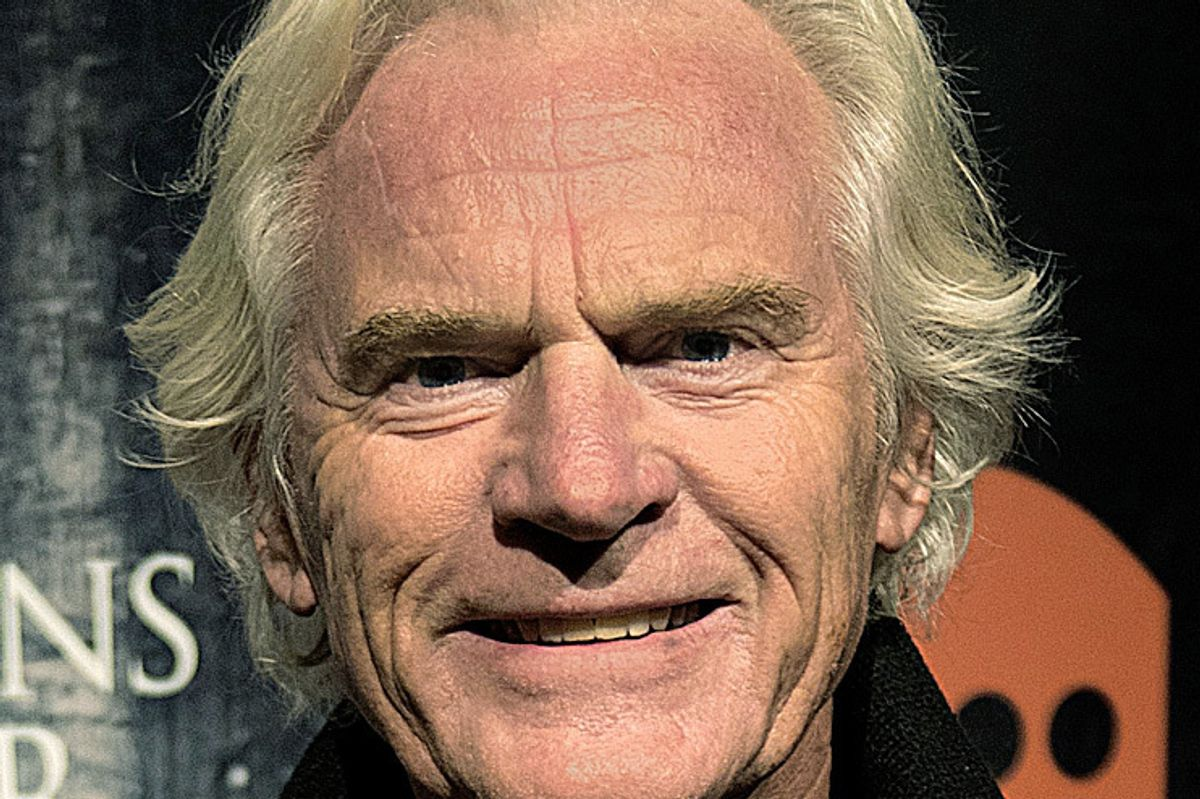 """Kurt Ravn, der blandt andet er kendt som """"Røde"""" i Matador, fylder fredag 70 år. Foto: Nils Meilvang/Scanpix (Arkivfoto)"""