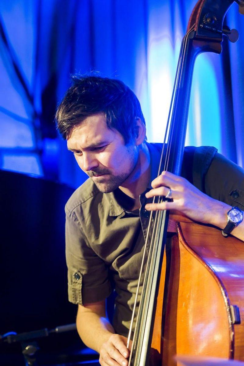Mandag den 20. februar afgik den danske komponist og bassist Nicolai Munch-Hansen ved døden i en alder af 39 år. Arkivfoto: Torben Christensen/Scanpix