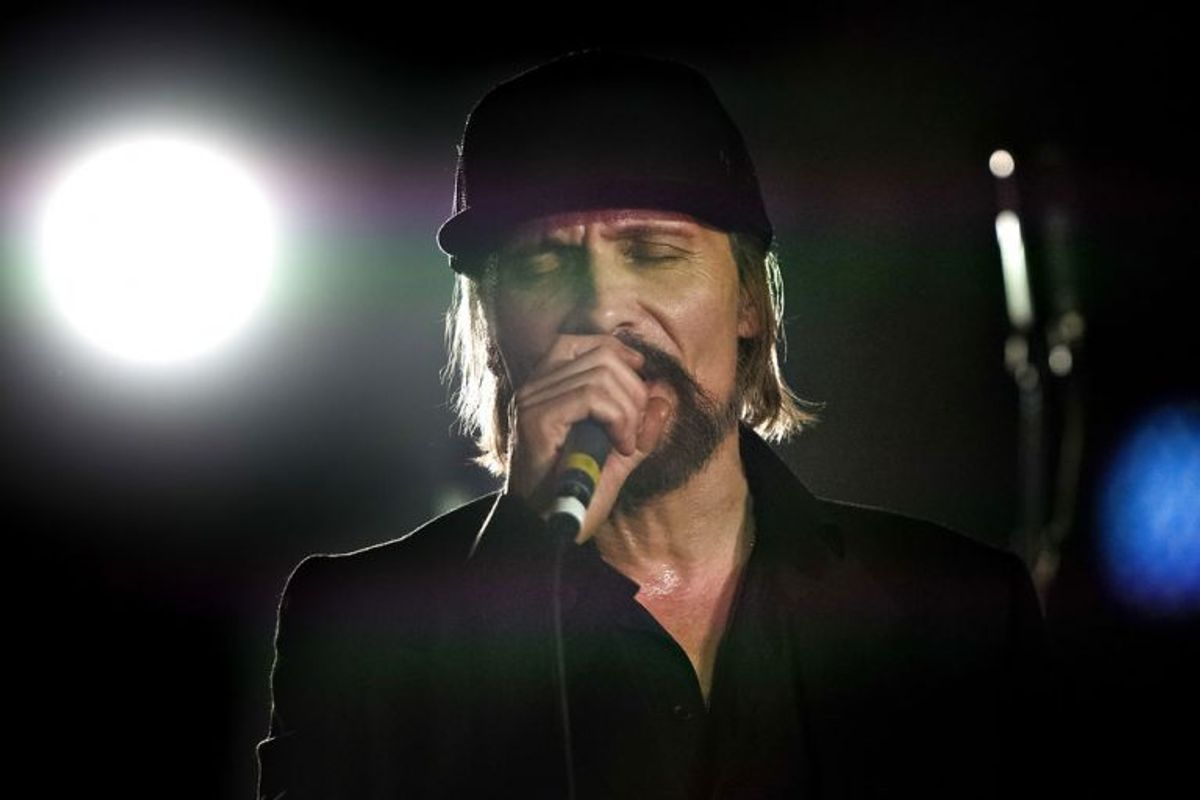 Steen Jørgensen er med, når en afdød dansk musiker hædres med to koncerter i henholdsvis Aarhus og København. Arkivfoto: Scanpix