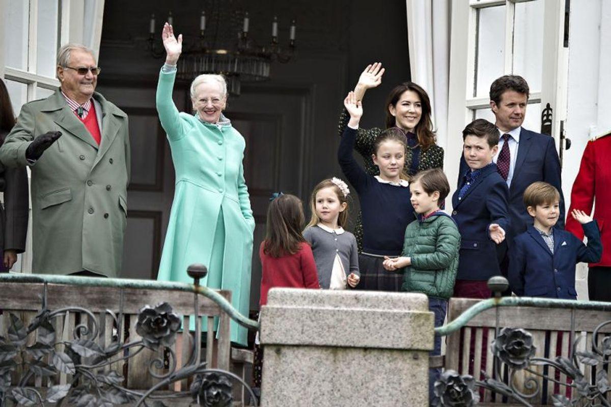 Kongehuset skal afskaffes. Det mål vedtog Det Radikale Venstre. Foto: Henning Bagger / Scanpix (Arkivfoto)