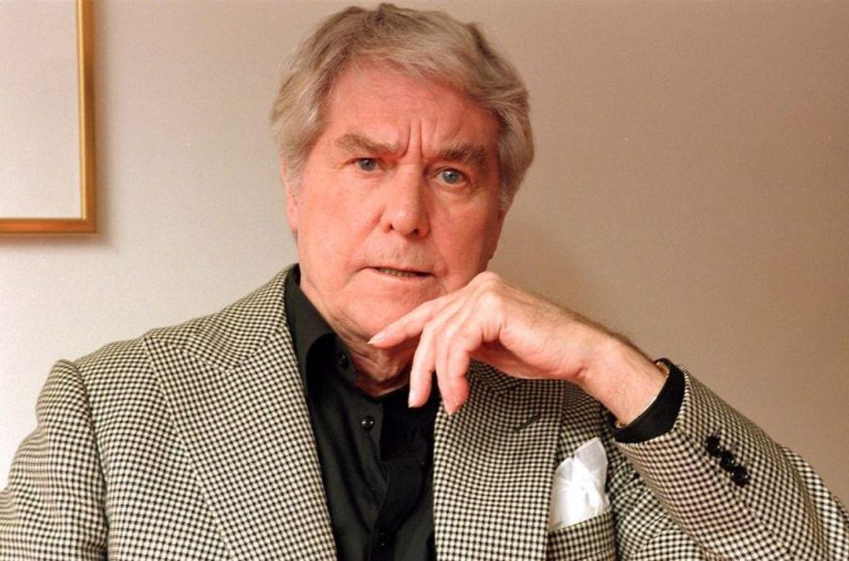 Holger Juul Hansen spillede direktør Varnæs. Han døde den 19. marts 2013. Han blev 88 år. Foto: SVEND ÅGE MORTENSEN/Scanpix (Arkivfoto)