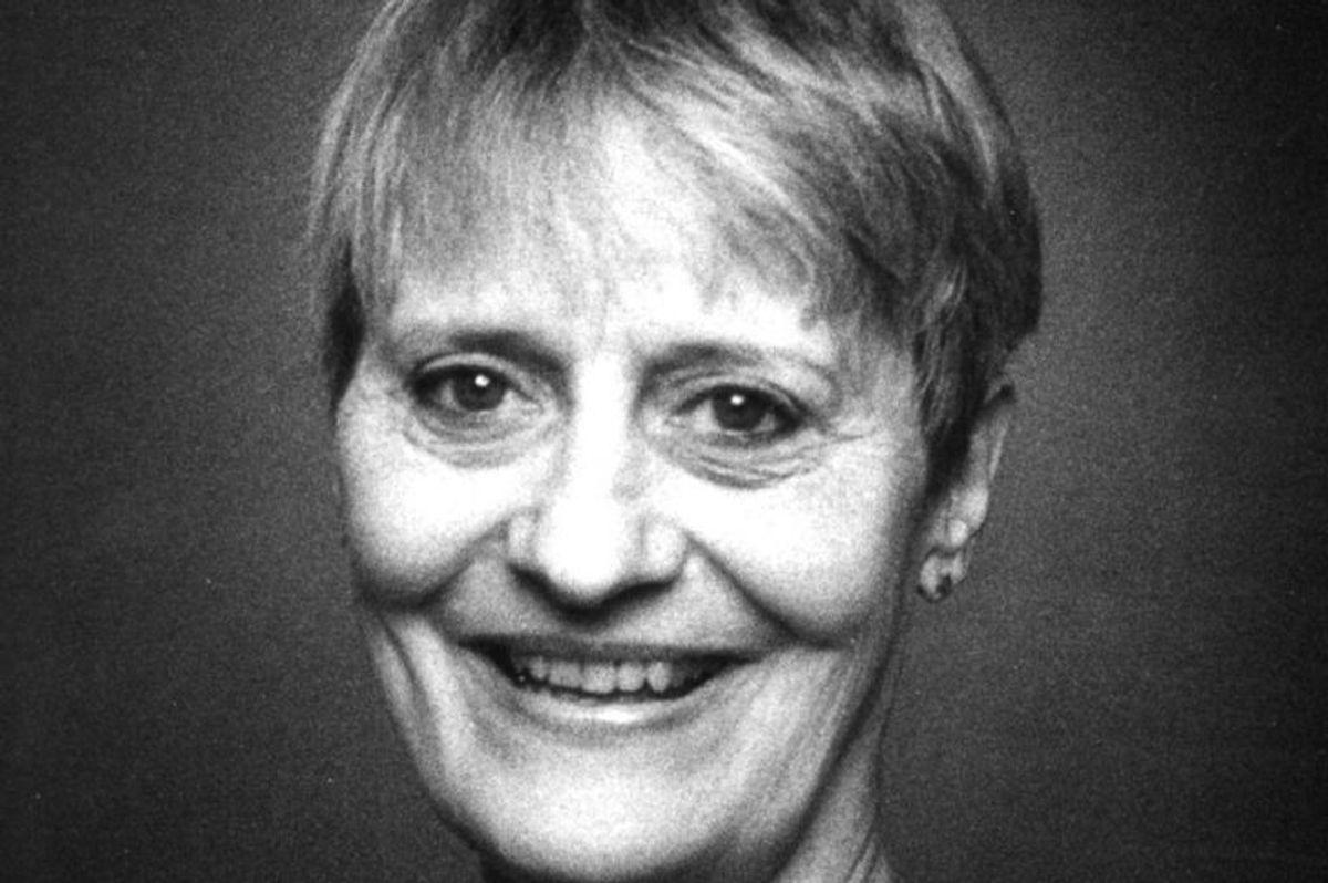 Birthe Backhausen spillede sagfører Viggo Skjold-Hansens hustru, Musse. Hun døde den 18. november 2005. Hun blev 78 år. Foto: VIGGO RIVAD/Scanpix (Arkivfoto)