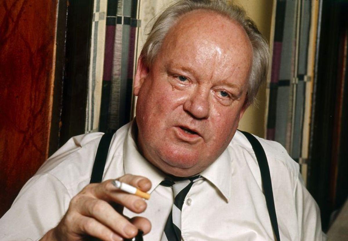 Karl Stegger spillede konsul Holm. Han døde den 13. april 1980 i en alder af 67 år. Foto: JENS LYNGBY JEPSEN/Scanpix (Arkivfoto)