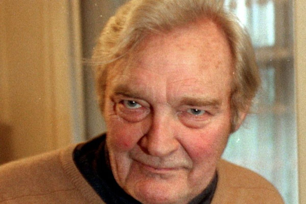 Bjørn Watt Boolsen spillede oberst Hachel. Han døde den 28. december 1998. Han blev 75 år. Foto: Nils Lund Pedersen/Scanpix (Arkivfoto)