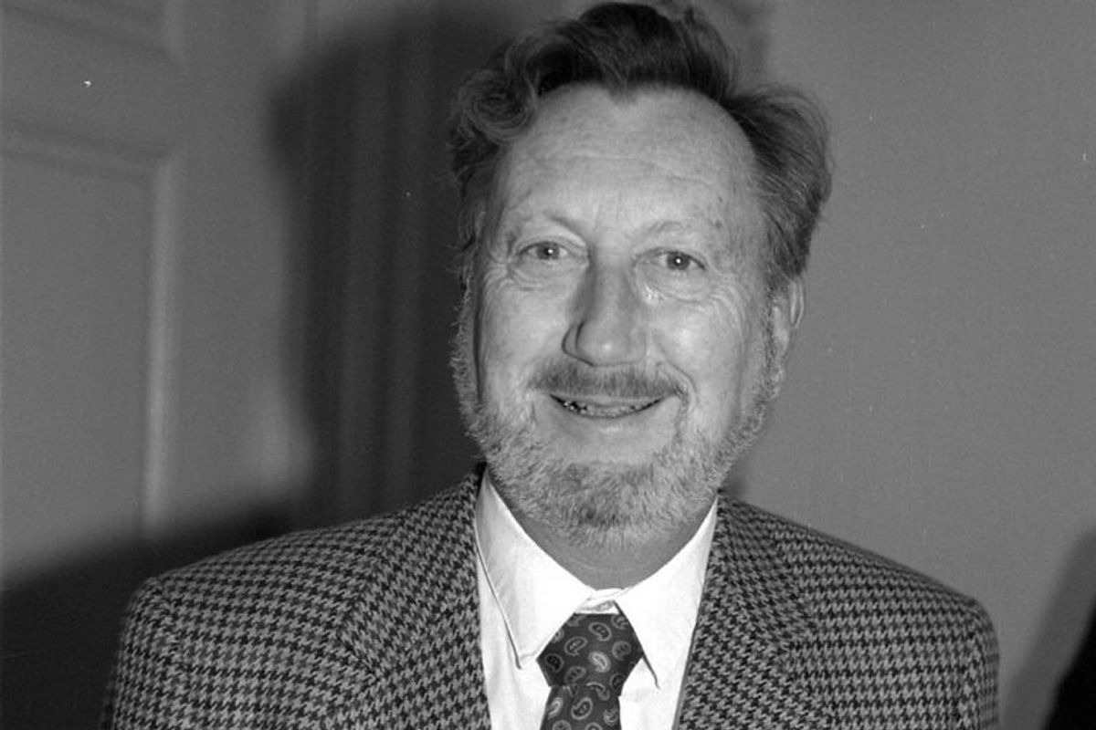 John Hahn-Petersen spillede hr. Stein. Han døde den 4. januar 2006. Han blev 75 år. Foto: SVEND ÅGE MORTENSEN/Scanpix (Arkivfoto)