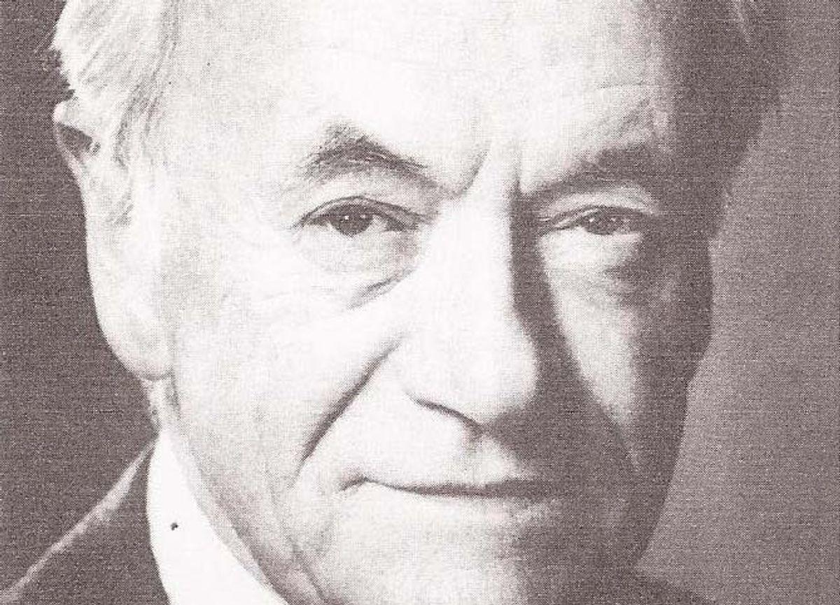 Bendt Rothe spillede baron von Rydtger. Han døde den 31. december 1989 i en alder af 68 år. Foto: Steen Linde/Wikipedia (Arkivfoto)