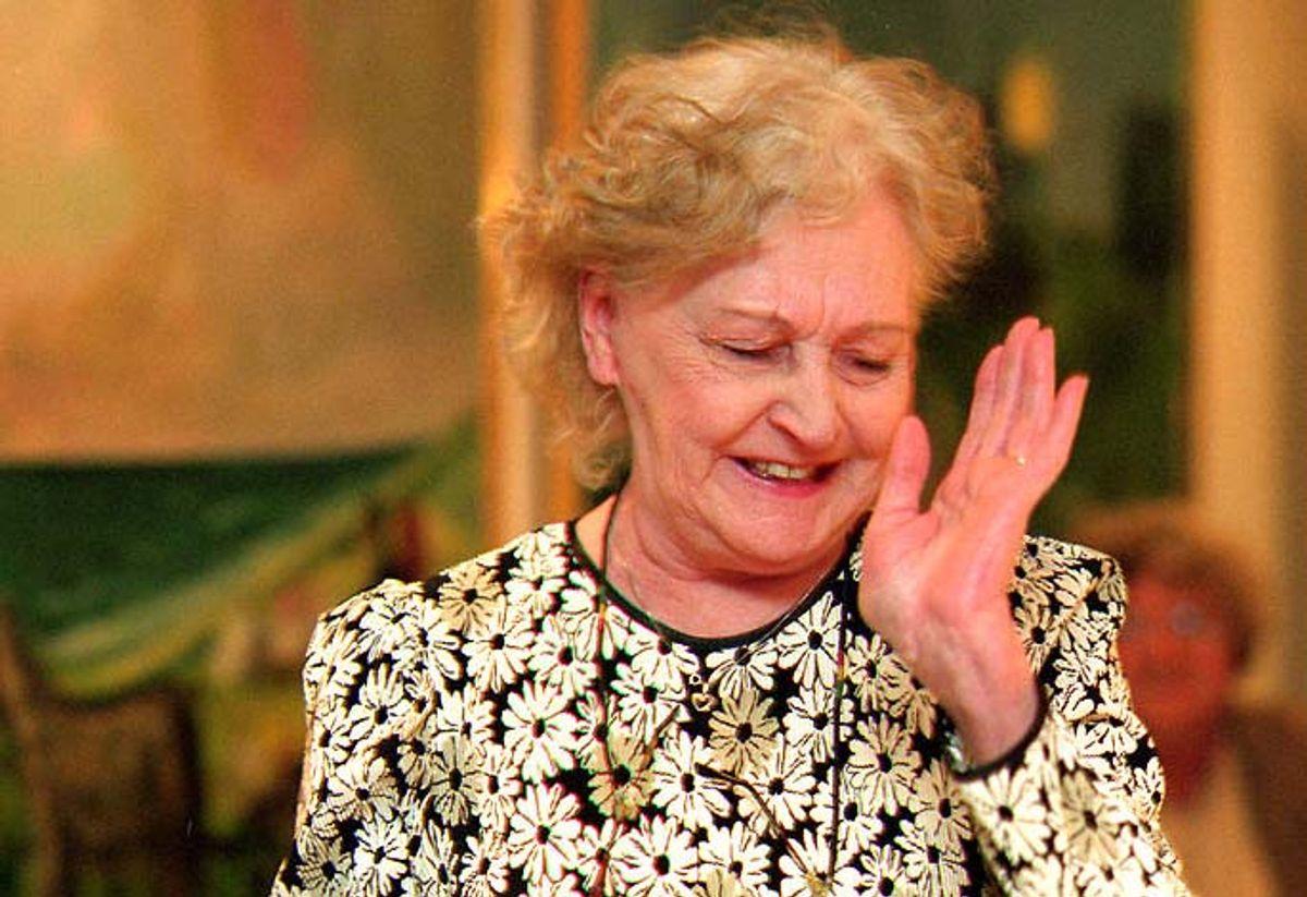 Kirsten Rolffes spillede med i et enkelt afsnit af Matador, hvor hun var Anna Andersen Skjern. Hun døde den 10. april år 2000 i en alder af 71 år. Foto: MARTIN DAM KRISTENSEN/Scanpix (Arkivfoto)