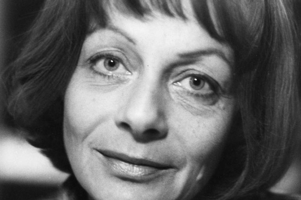 Birgitte Federspiel spillede baronesse Arendse von Rydtger. Hun døde den 2. februar 2005 i en alder af 79 år. Foto: Kurt Petersen/Scanpix (Arkivfoto)