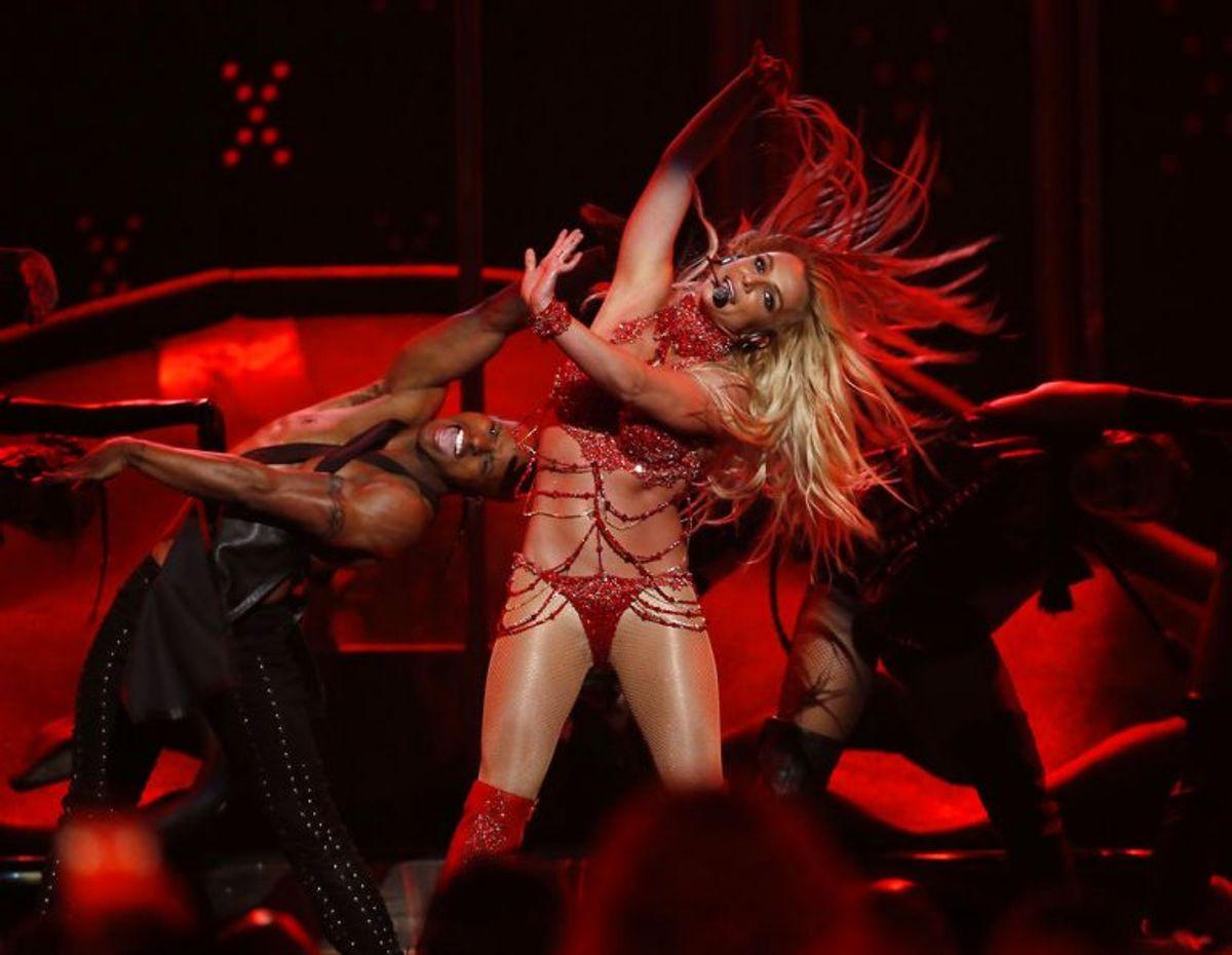 Britney Spears har fødselsdag. Hun fylder 35 år. Foto: MARIO ANZUONI/Scanpix (Arkivfoto)