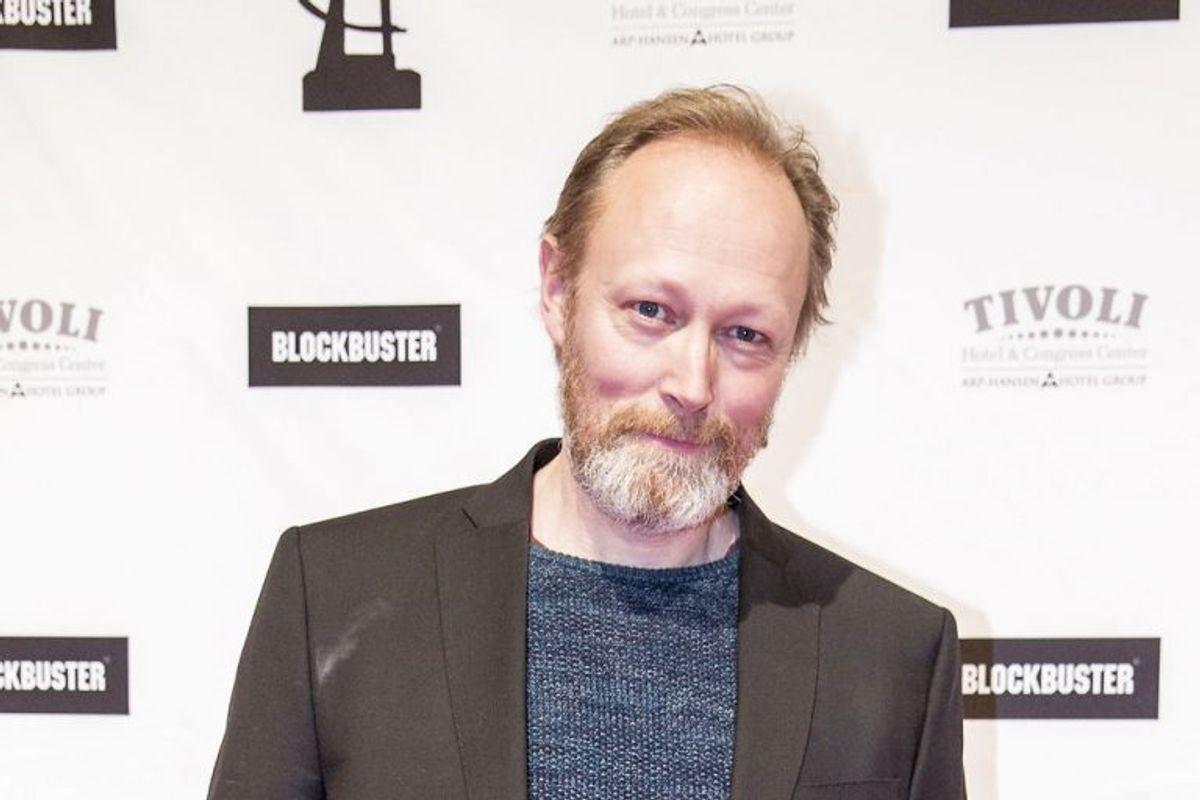 Skuespilleren Lars Mikkelsen. Foto: Nikolai Linares/Scanpix.