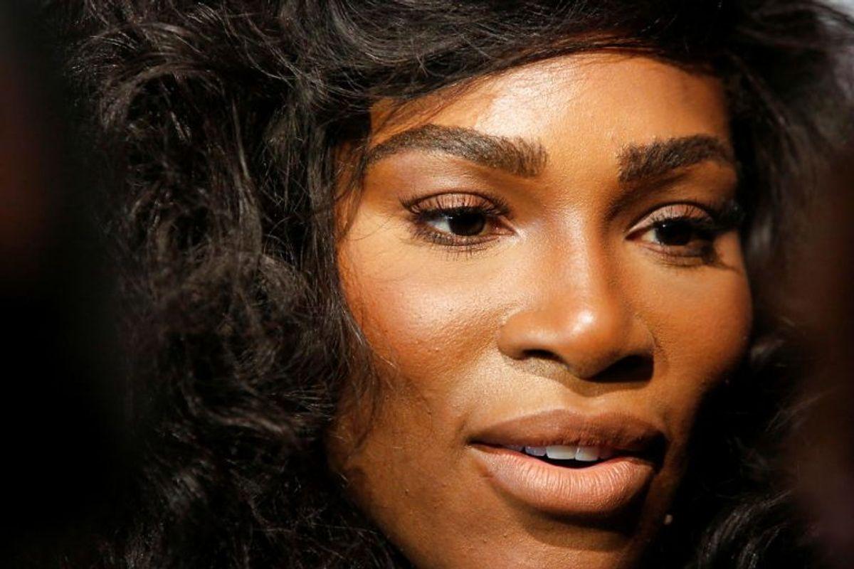 Tennisstjernen Serena Williams har sagt ja til at gifte sig med Alexis Ohanian. Foto: ANDREW KELLY/Scanpix (Arkivfoto)