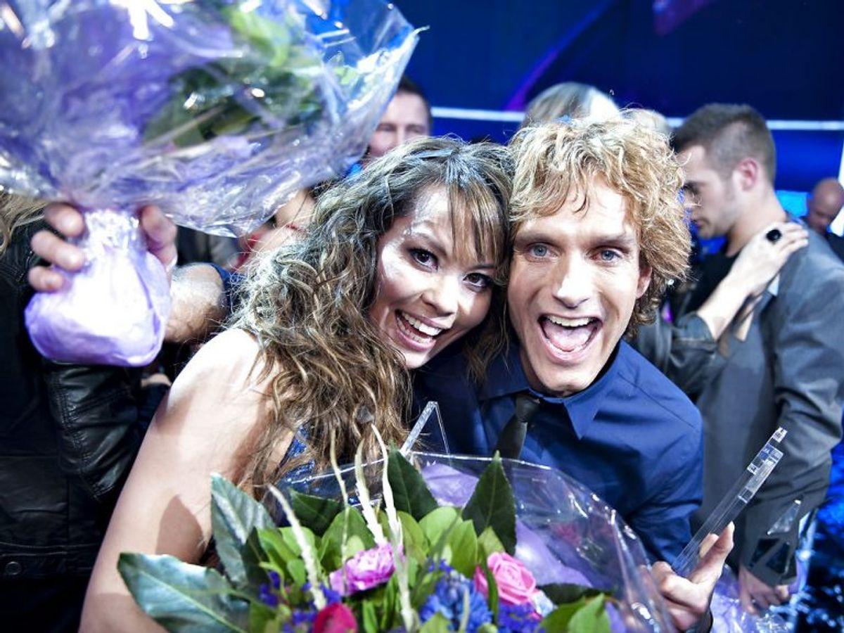 Chanée & N evergreen vandt i 2010 med In a moment like this. Foto: Henning Bagger/Scanpix (Arkivfoto)