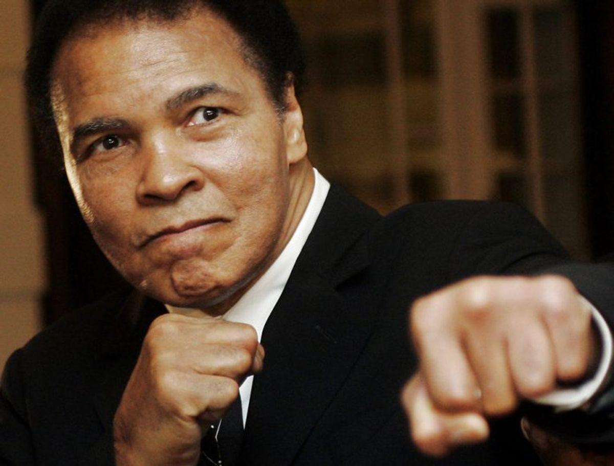 Muhammad Ali er død. Han blev 74 år gammel. Foto: YURI GRIPAS/Scanpix (Arkivfoto)