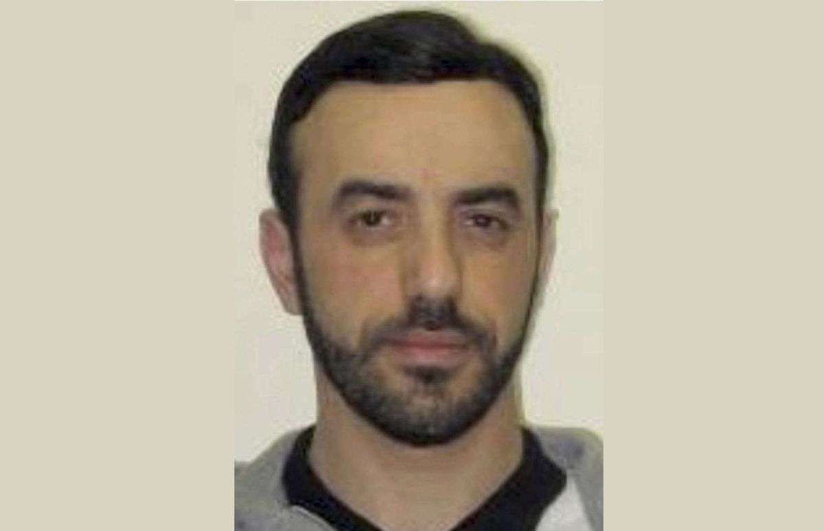 Bankrøver, flugtfange og politimorder. Redoine Faid har opbygget sig noget af et CV i sin kriminelle karriere. Foto: Interpol