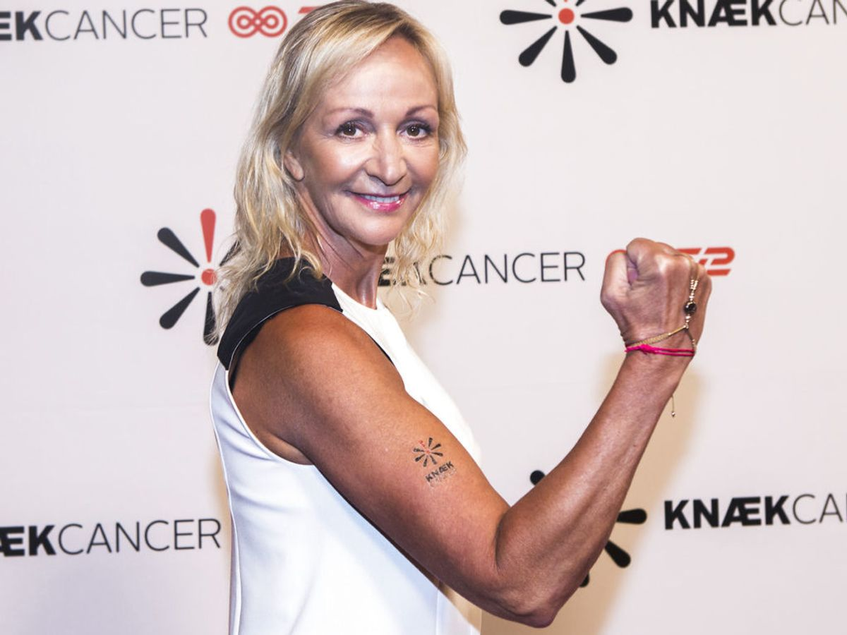 Charlotte Bircow Næss-Schmidt fylder 60 år 30. juni. (Arkivfoto). Foto: Scanpix.