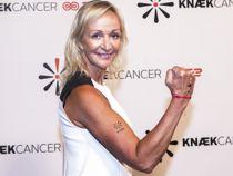 Vandt kampen mod kræft: Her er hun i dag