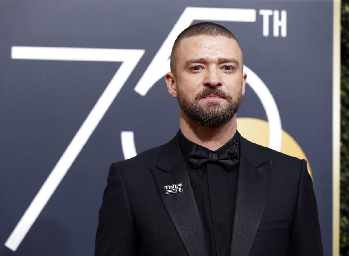 Justin Timberlake er én af flere kolleger, der støtter Britney Spears. Foto: Scanpix/REUTERS/Mario Anzuoni