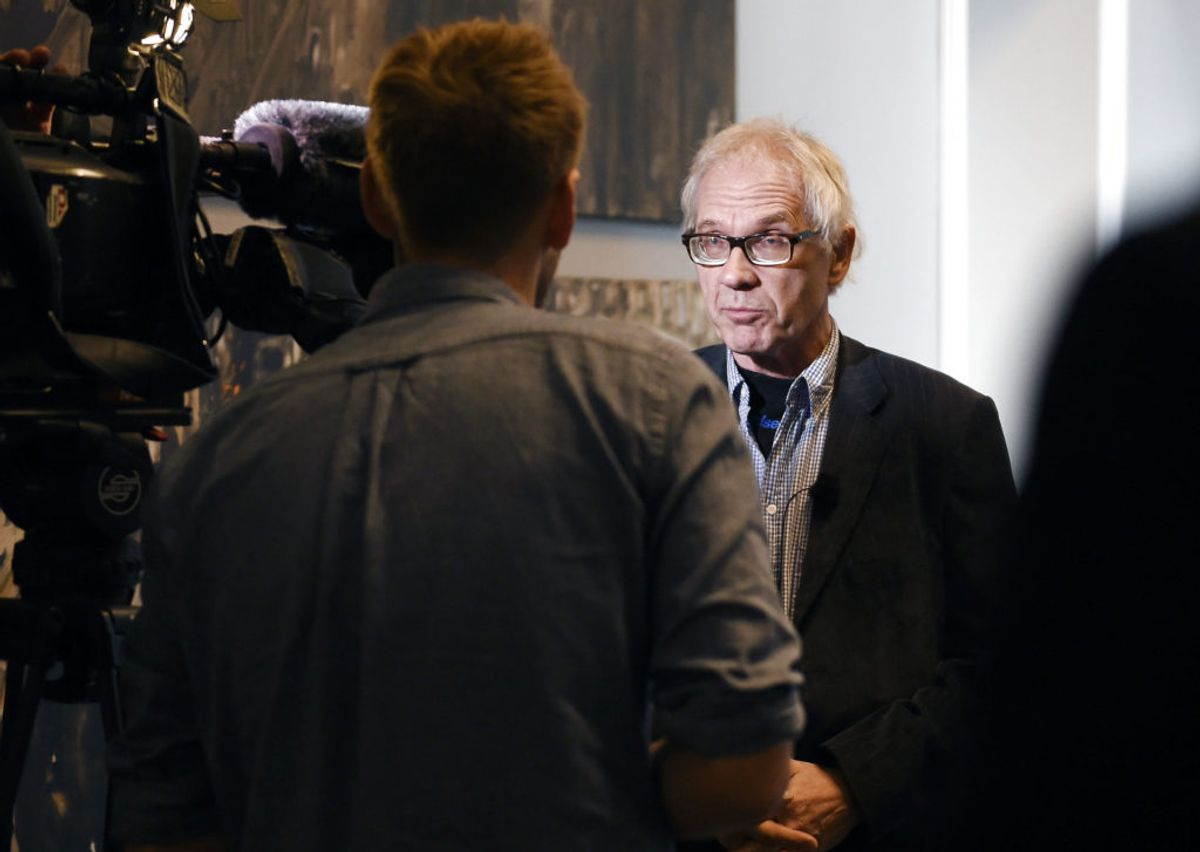 Søndag fylder Lars Vilks 75 år. (Foto: David Leth Williams/Scanpix 2016)