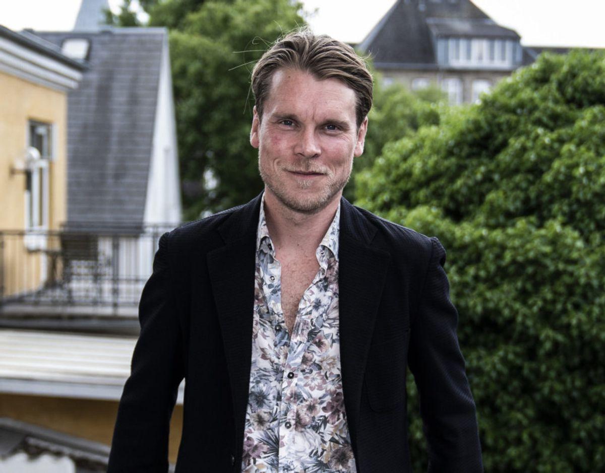 "Thue Ersted Rasmussen har scoret en stor rolle i den nye ""Fast & Furious""-film, som har verdensstjerner som Vin Diesel, Helen Mirren, Kurt Russell og Charlize Theron på rollelisten. Foto: Scanpix."