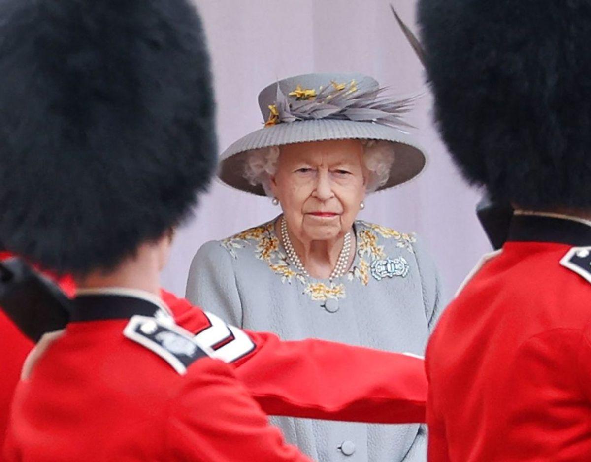 Dronning Elizabeth er den mest populære, royale person hos 25 procent af de unge briter. Foto: Scanpix/Chris Jackson / POOL / AFP)