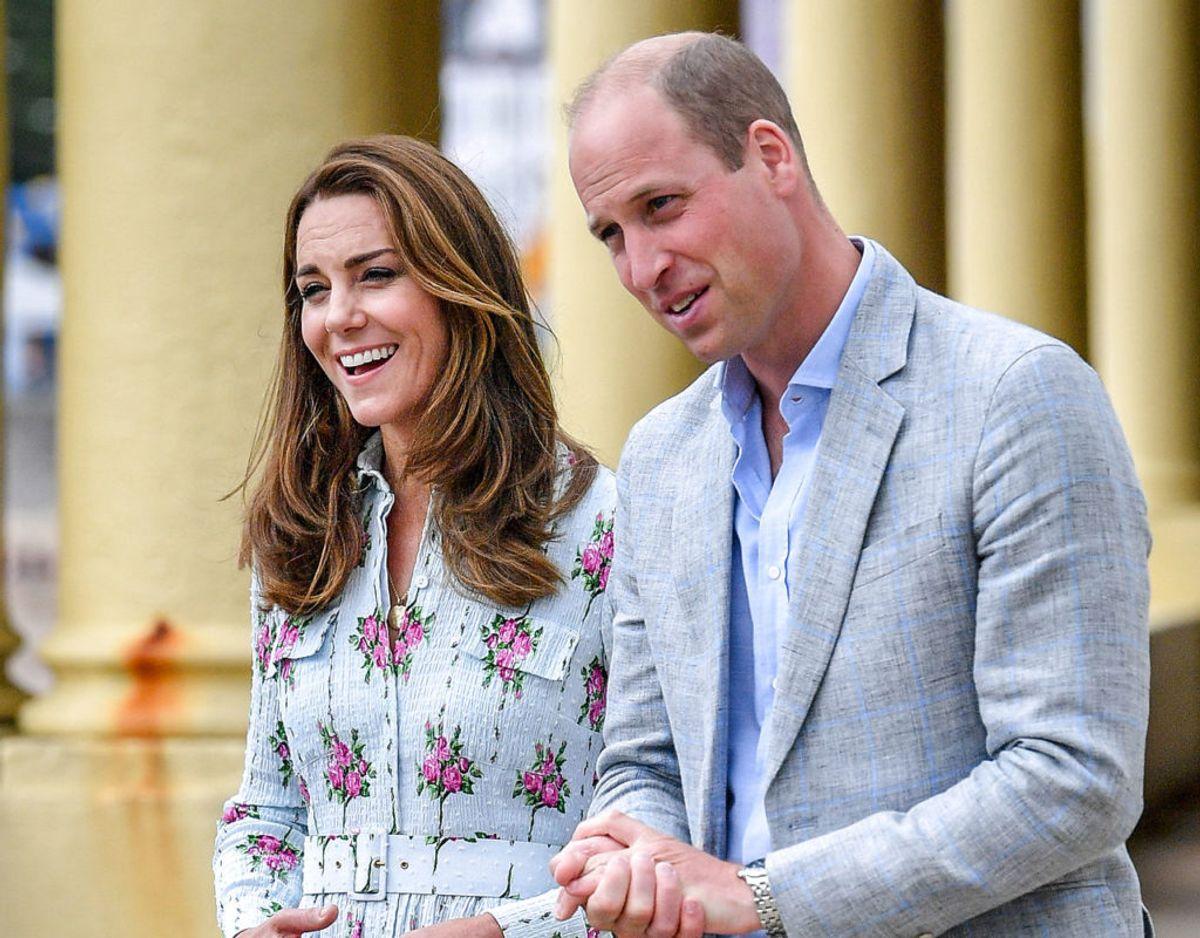 Hertuginde Kate og prins William må tage til takke med hendholdsvis 11 og 10 procent af stemmerne tage til takke med sekundære placeringer i undersøgelsen. Foto: Ben Birchall/Pool via REUTERS