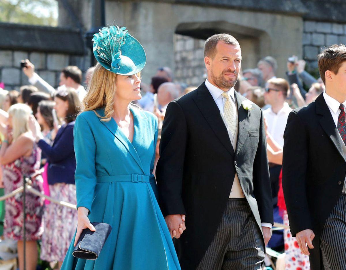 Peter og Autumn Phillips er blevet skilt. Foto: Gareth Fuller/Pool via REUTERS
