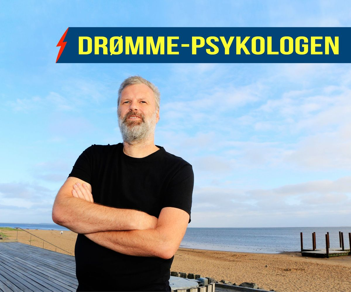 Psykolog og drømmetyder Gert Barslund.