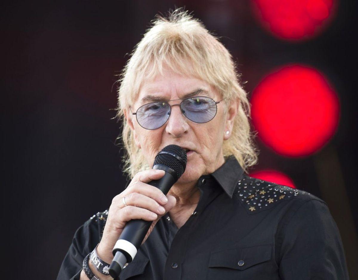 John Lawton mistede livet i en alder 74 år. Foto: NILSSON RICKARD / Aftonbladet / IBL Bildbyrå