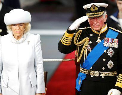 En ny undersøgelse lavet af analysefirmaet Savanta ComRes for Daily Express viser, at et massivt flertal af briterne aldrig vil acceptere hertuginde Camilla som dronning af Storbritannien. Foto: Scanpix/REUTERS/Peter Nicholls/Pool