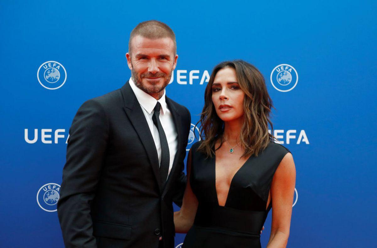 I dag er hun gift med fodboldstjernen David Beckham, men hun er også designer. I 2019 afviste hun at vende tilbage til Spice Girls' reunion-turne. Foto: REUTERS/Eric Gaillard