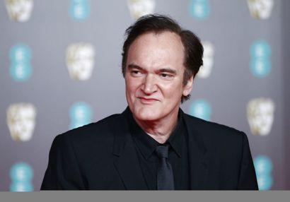 Quentin Tarantino er fast inventar til de store filmfester, men nu åbner  han snart sit eget mekka for film. Foto: Henry Nicholls/Reuters/Ritzau Scanpix