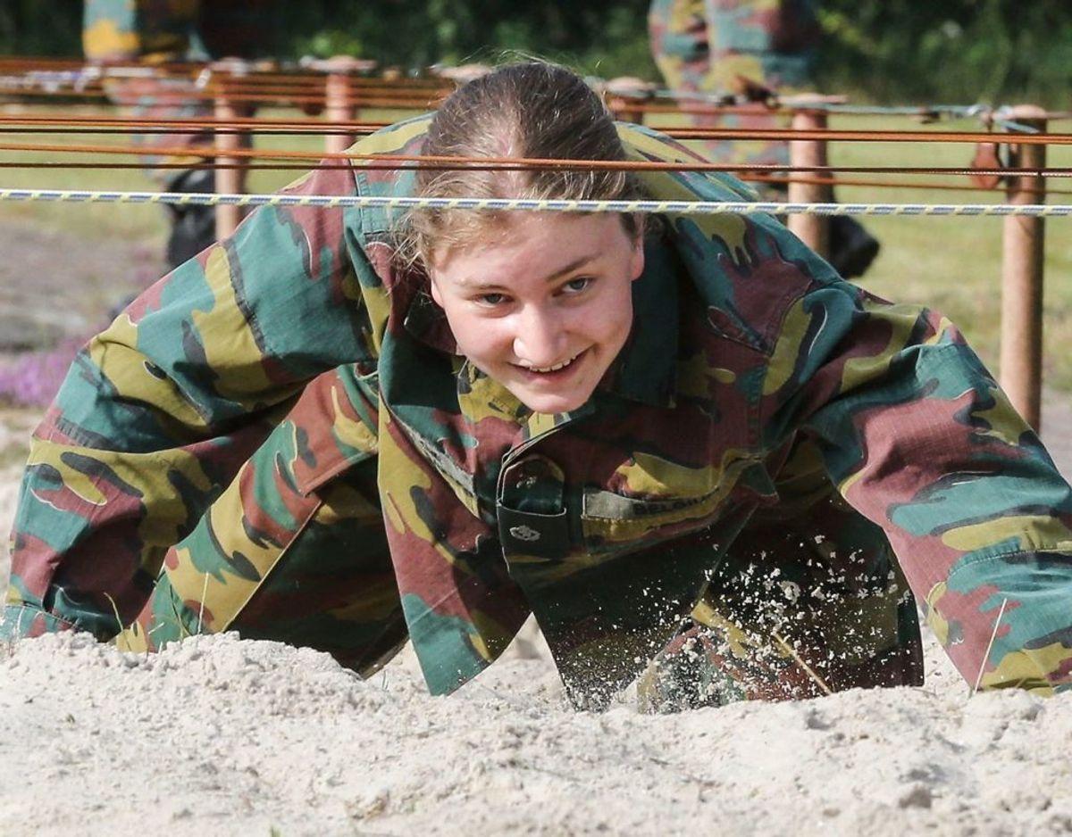 Det er uvist, hvad hun skal lave efterfølgende. Foto: FRANCOIS WALSCHAERTS/Ritzau Scanpix