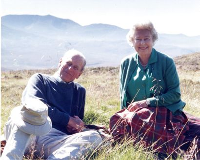 Prins Philip og Dronning Elizabeth delte et helt særligt bånd. KLIK VIDERE FOR FLERE BILLEDER. Foto: The Countess of Wessex via PA Wire/Handout