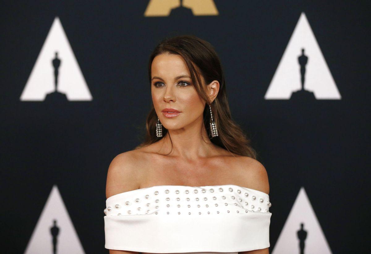 Kate Beckinsale er mest kendt for sine mange filmroller. Foto REUTERS/Mario Anzuoni/Ritzau Scanpix