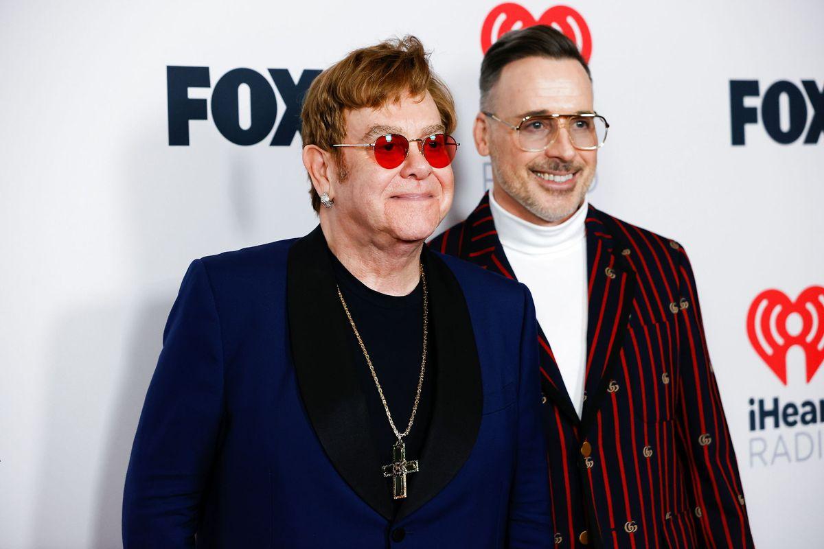 Meghan Markle og Elton Johns ægtefælle David Furnish går sammen om en ny Netflix-serie.