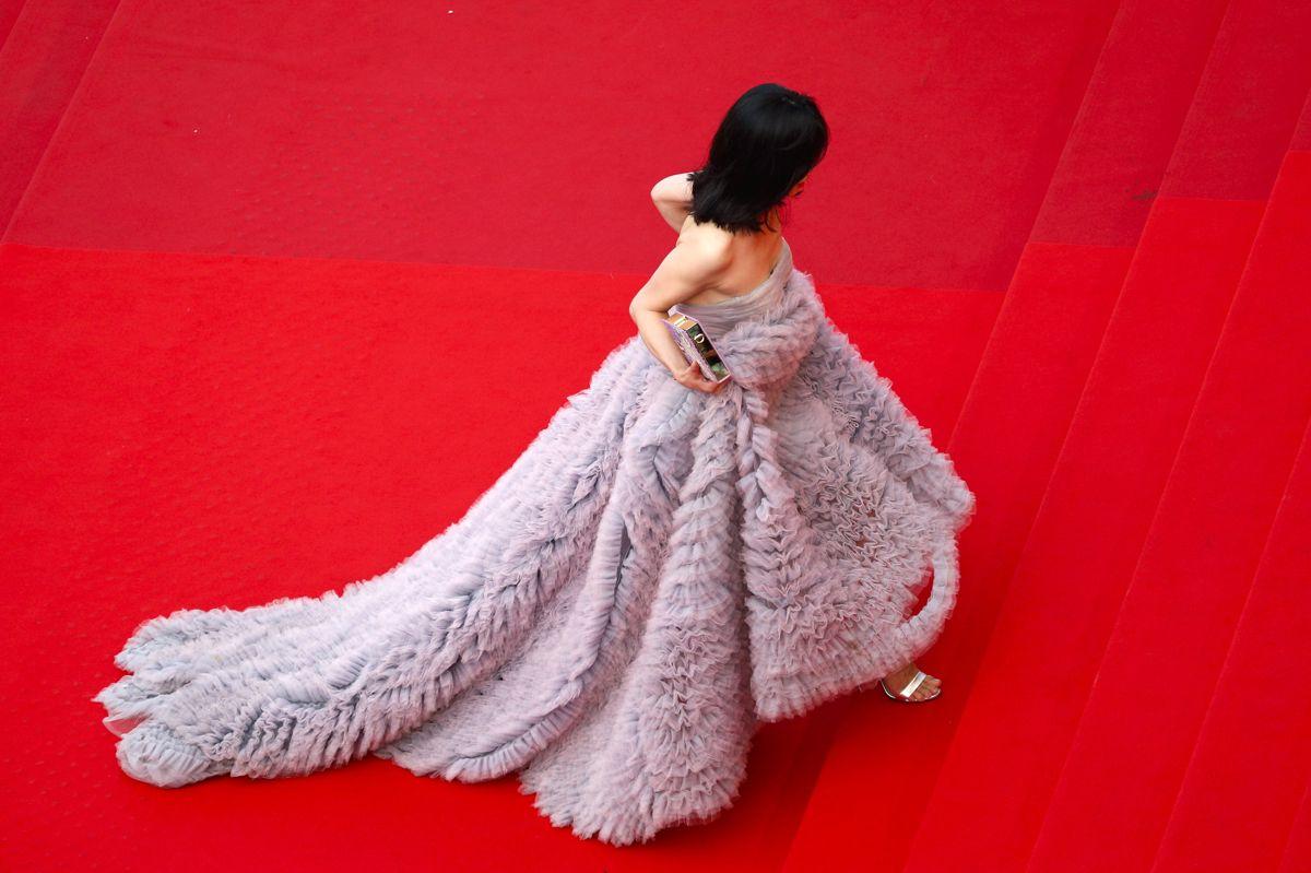 Afstand, mundbind og håndsprit. Filmfestivalen i Cannes har også været påvirket af coronapandemien.