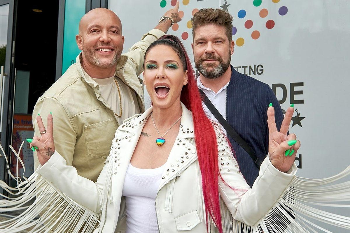 Aqua, som består af René Dif, Lene Nystrøm og Søren Rasted, står bag sangen til World Pride, som i år afholdes i København.