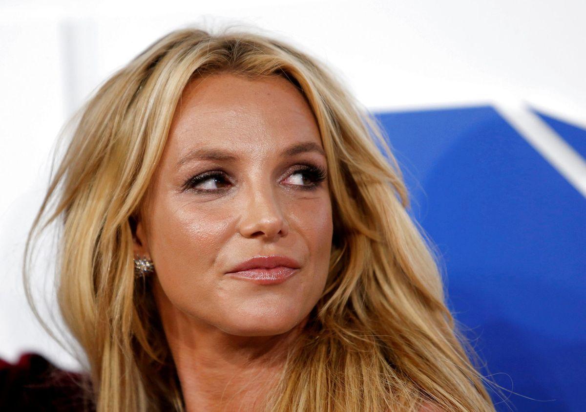 Britney Spears vil ikke gå på scenen foreløbig.