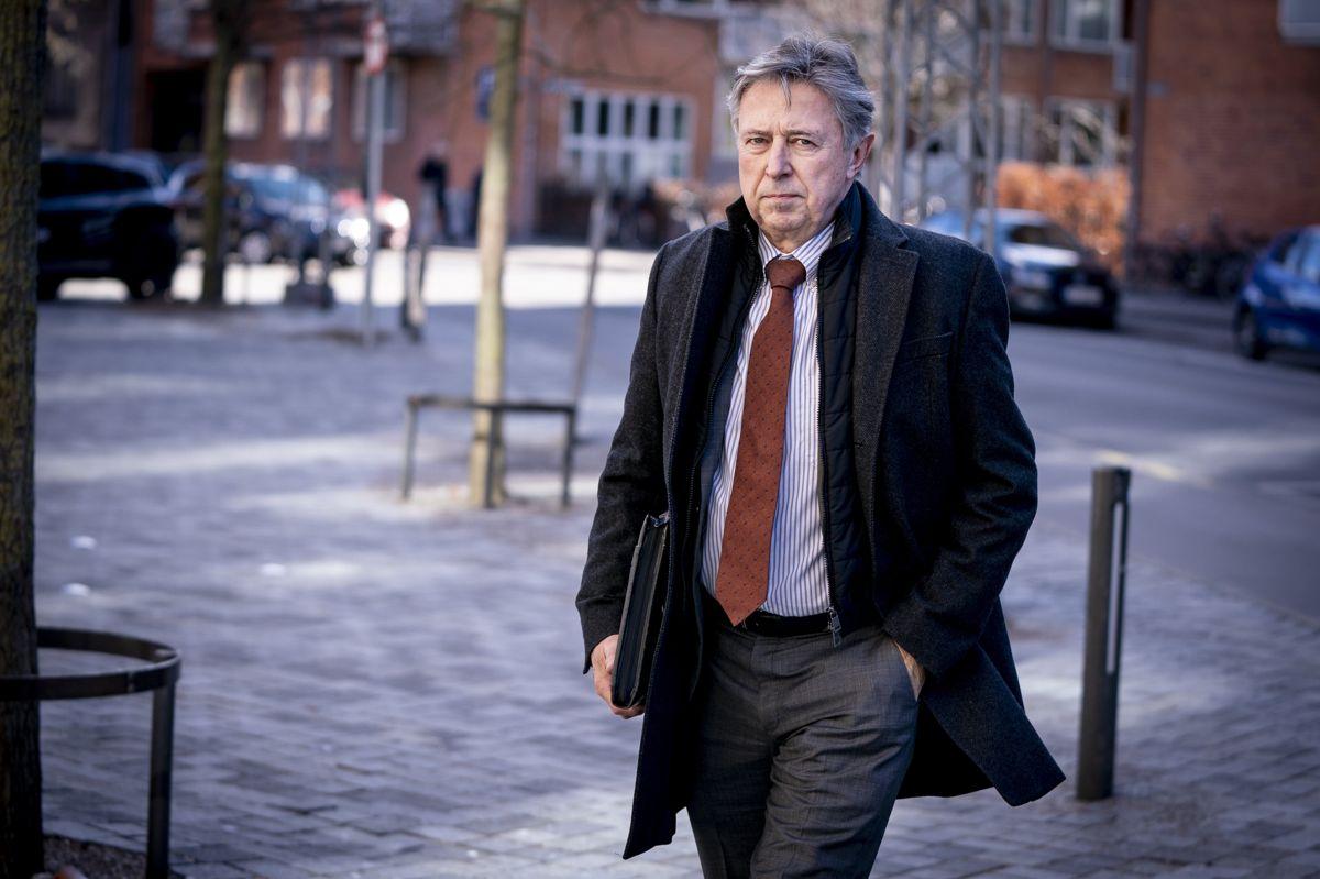 Tidligere hofmarskal Ove Ullerup fylder 70 år mandag den 19. juli. (Arkivfoto)