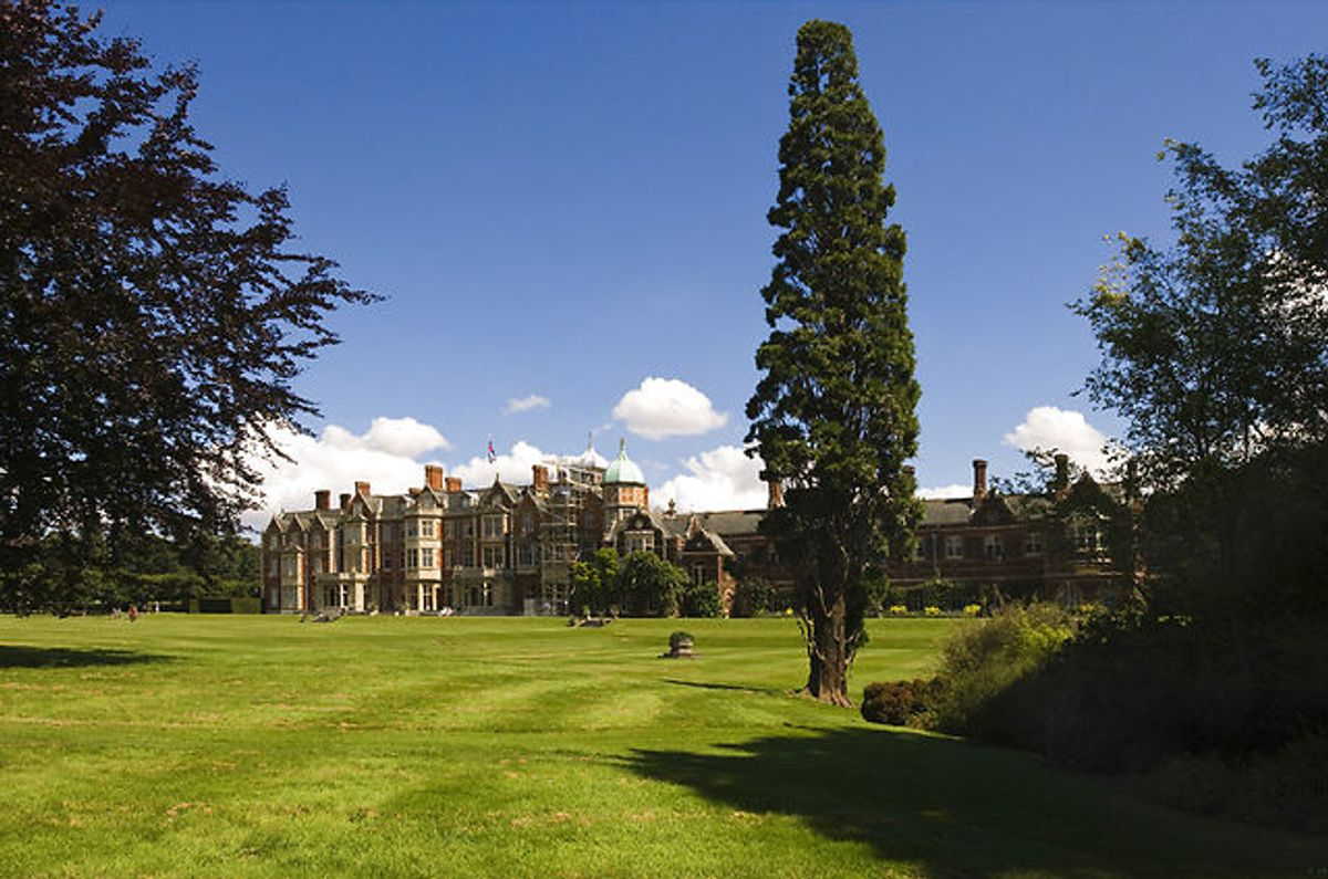 Palace Grounds, Sandringham, Norfolk, England  Foto: Ben Seelt / Masterfile / Scanpix