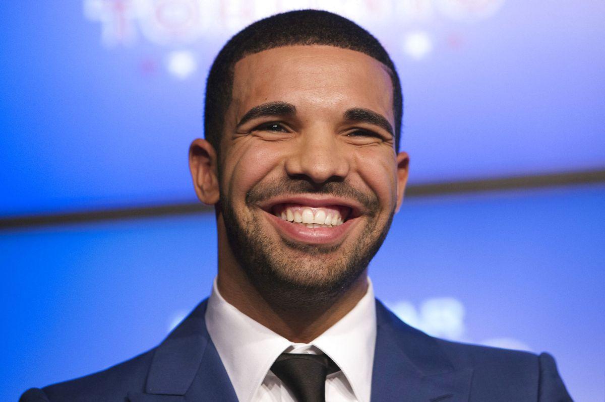 Nummer 6: Rapperen Drake er en af de suverænt mest streamede kunstnere i verden. Og den ekstreme popularitet kastede 89,5 millioner kroner af sig. Foto: REUTERS/Mark Blinch/Files