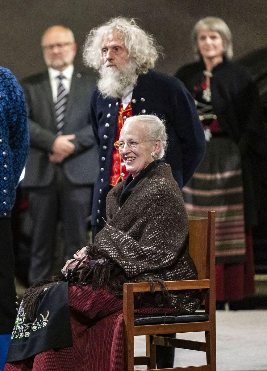 Dronning Margrethes besøg på Grønland er udskudt. Foto: Hanne Juul/Ritzau Scanpix